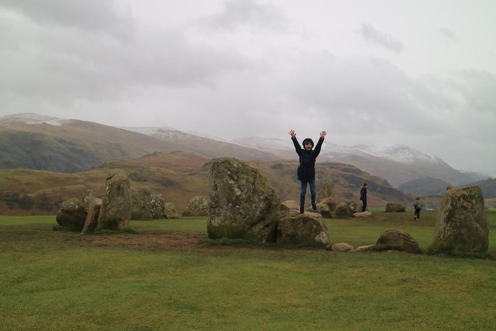 Lake District steencircel