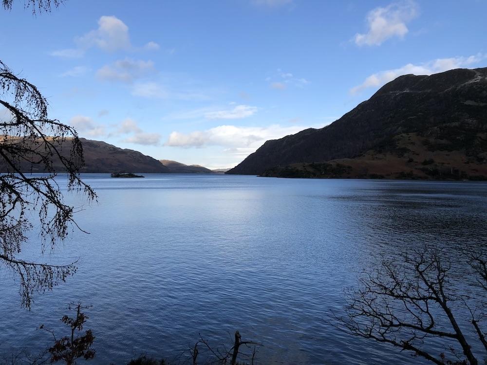 Lake District meren